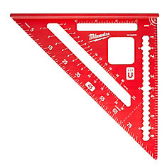 7-Inch Magnetic Rafter Square