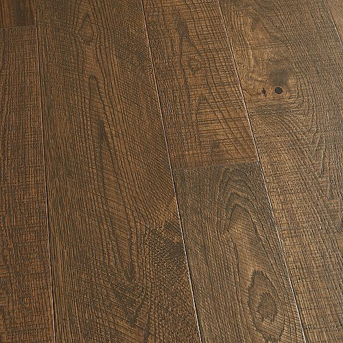 Malibu Wide Plank French Oak Crystal Cove 3/8-inch x 4 and 6-inch x Varying Length Click Hardwood Flooring (19.84 sq.ft./case)