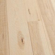 Plancher, bois d'ingén., 3/8po x 4 po et 6po x longeurs variées, Caryer Crescent, 19,84pi2/boîte