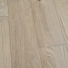 French Oak Mavericks 3/8-inch Thick x 6-1/2-inch Wide x Varying Length Click Lock Hardwood Flooring (23.64 sq. ft. / case)