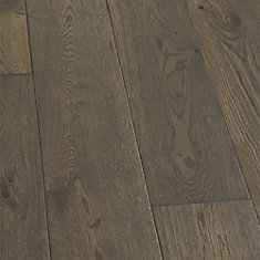 French Oak Baker 3/8-inch x 6 1/2-inch x Varying Length Eng. Click Hardwood Flooring (23.64 sq. ft./case)