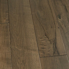 Maple Pacifica 3/8-inch Thick x 6-1/2-inch Wide x Varying Length Engineered Click Hardwood Flooring (23.64 sq. ft. / case)
