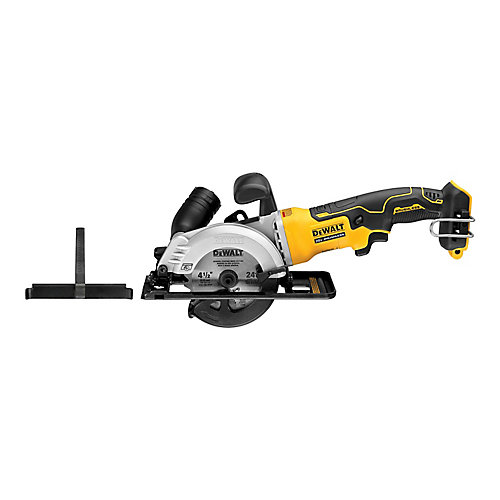 ATOMIC 20V MAX Brushless Sub Compact Mini Circ Saw (Tool Only)