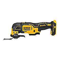 ATOMIC 20V MAX Brushless Oscillating Tool (Tool Only)