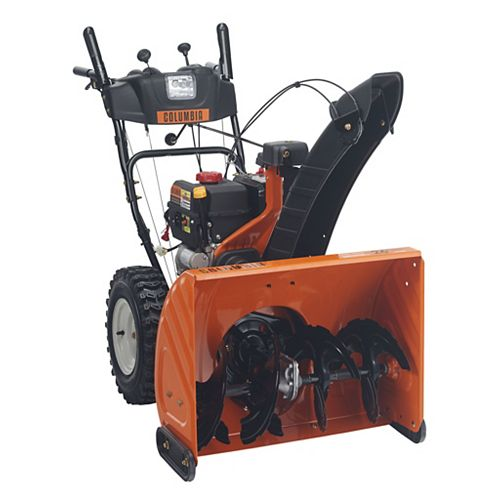 Columbia Columbia 26-inch 243cc Two-Stage Snowblower