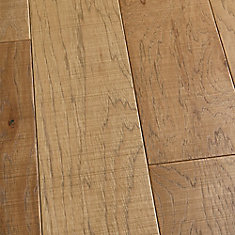 Hickory Bayside 3/8-inch x 6 1/2-inch x Varying Length Engineered Hardwood Flooring (23.64 sq. ft./case)