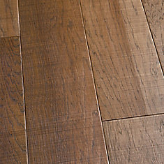 Hickory Capistrano 3/8-inch x 6 1/2-inch x Varying Length Engineered Hardwood Flooring (23.64 sq. ft./case)