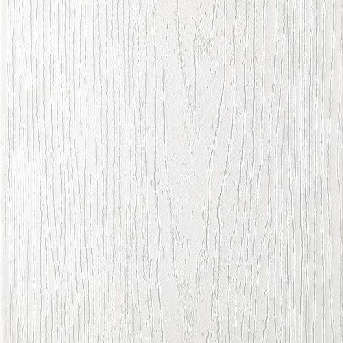 Trex 12 ft. - Transcend Composite Capped Fascia Classic White - 1 inch x 8 inch