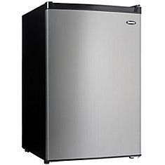 4.5 cu. ft. Compact Fridge with True Freezer