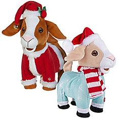 Animated Singing Plush - Goat