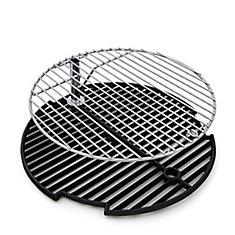 KEG Cast Iron Cooking Grate Set