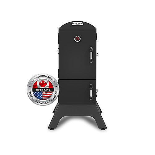 Smoke 770 sq. inch Vertical Charcoal Smoker