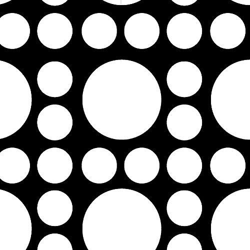 M-D Building Products 1 ft. X 2 ft. Aluminium Sheet Lincane Black
