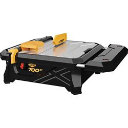 QEP 7-inch 700XT Wet Tile Saw with Table Extension
