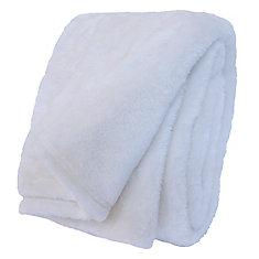 Ultra Soft 50-inch x 60-inch Fleece Throw (Assorted Styles)