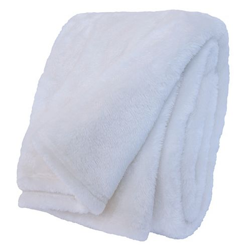 Couture Ultra Soft 50-inch x 60-inch Fleece Throw (Assorted Styles)