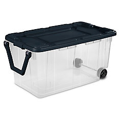 151L Wheeled Storage Box