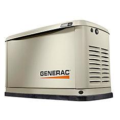 20/17 kW Air-Cooled Standby Generator, Aluminum Enclosure - 3Ø