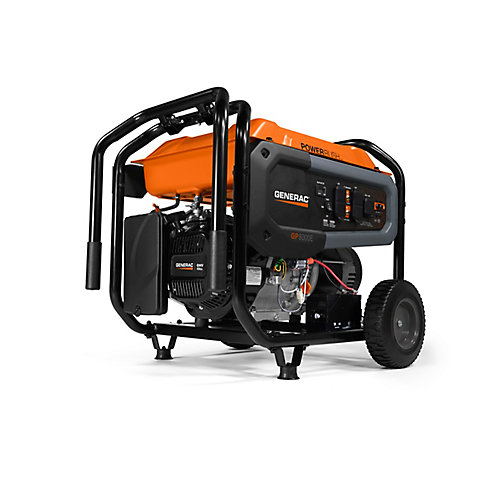 GP 8000 Watt Portable Generator with Electric Start
