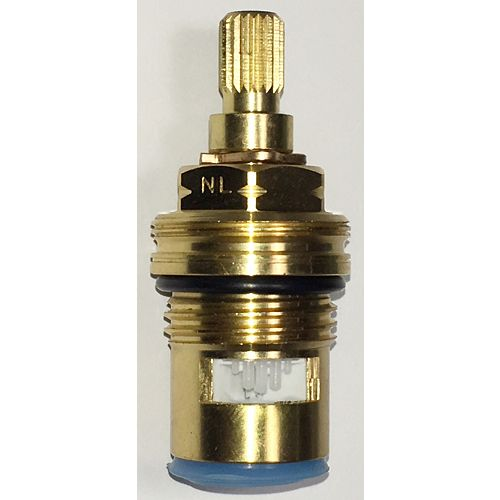 Jag Plumbing Products 1/2 inch Ceramic Cartridge Fits Jado and Luxury Brand Faucets -Cold