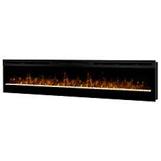 Galveston 74 inch Linear Electric Fireplace