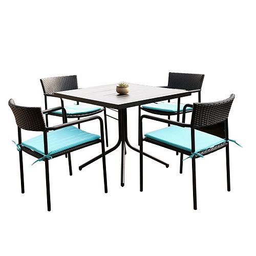 ONDECK Sorrento 5 pcs Dining Set