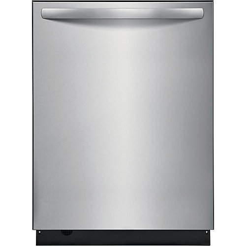 24-inch Top Control Dishwasher in Stainless Steel - ENERGY STAR®