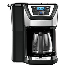 12 Cup Grind And Brew Coffee Maker