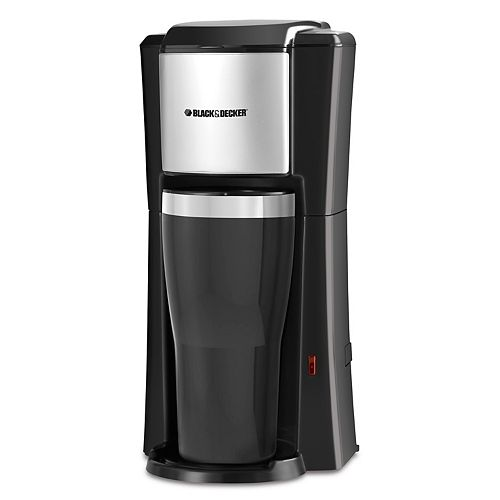 BLACK+DECKER Single Serve Coffee Maker