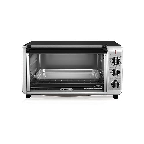 BLACK+DECKER Toaster Oven 9 In X 13 In