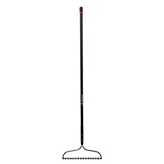 GPBR16 Bow Rake, 16 Tines, Long Fibreglass Handle