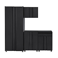 78 in. 4-Piece Suite (1 Door Unit and 1 Drawer Unit)