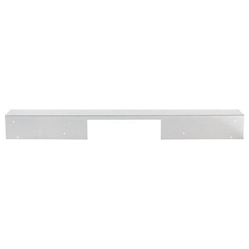 15-inch Cabinet Spacer for 30-inch Hoods- Stainless Steel