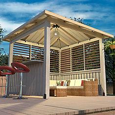 Gazebo Roof Bracket Kit - 10 ft. x 10 ft. - 20 ft.