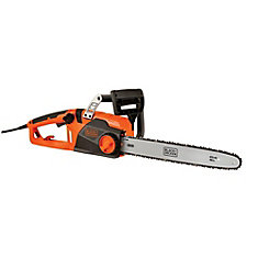 18-inch 15-Amp Corded Electric Chainsaw