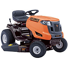 38-inch Lawn Tractor, Side Discharge - 439cc Engine