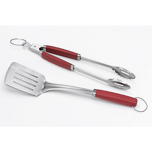 2-Piece Stainless Steel Tool Set