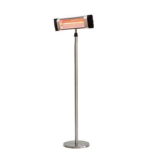 Infrared Electric Outdoor Heater - Pole Mounted