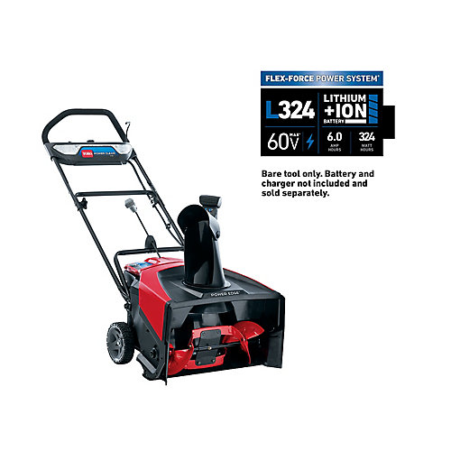 21 inch Power Clear e21 60V* Battery Snow Blower (Bare Tool Only)