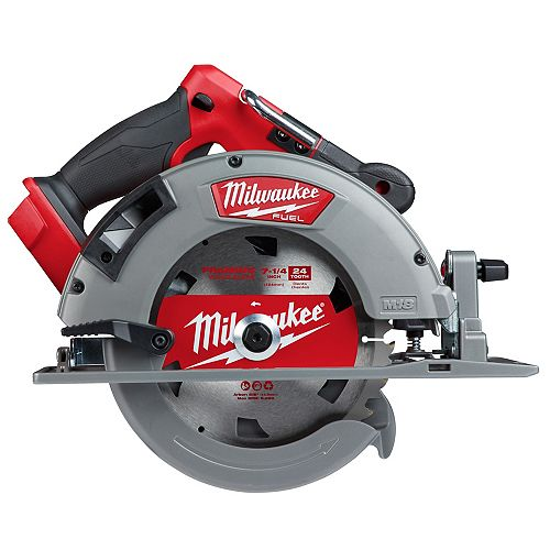 Milwaukee Tool M18 FUEL 18V Lithium-Ion Cordless 7-1/4 -inch Circular Saw (Tool Only)