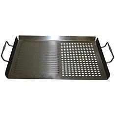 Plat de cuisson pour barbecue