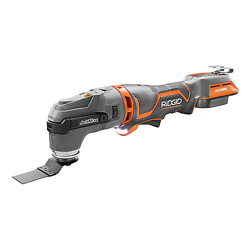 18V OCTANE Cordless Brushless JobMax Multi-Tool with Tool-Free Head