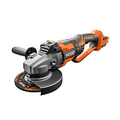 18V OCTANE Cordless Brushless 7-Inch Dual Angle Grinder (Tool Only)