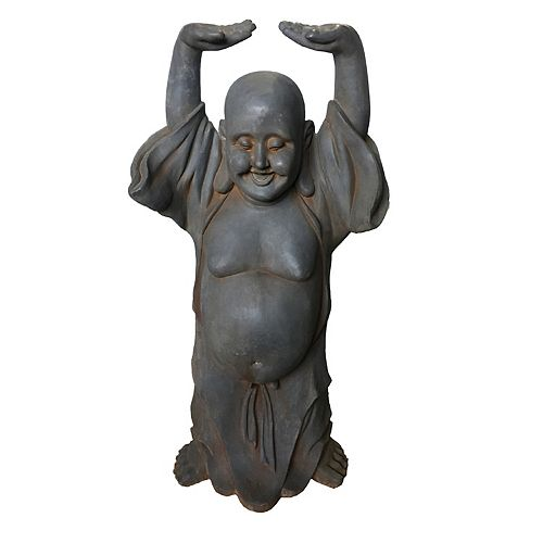 Angelo Décor 36-inch Hands Up Buddha Statue