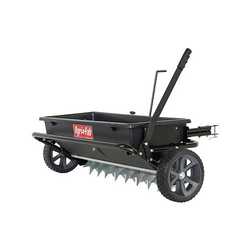 Agri-Fab 100 lb. 32 in Spiker Seeder Drop Spreader