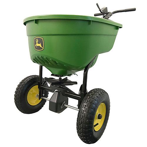 Épandeur centrifuge poussé 130 lb.
