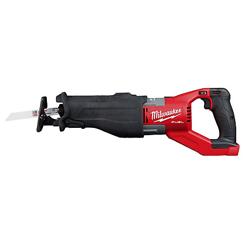 M18 FUEL 18V Lithium-Ion Brushless Cordless SUPER SAWZALL Orbital Reciprocating Saw (Tool-Only)
