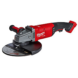 M18 FUEL 18V Lithium-Ion Brushless Cordless 7/9-Inch Angle Grinder (Tool-Only)