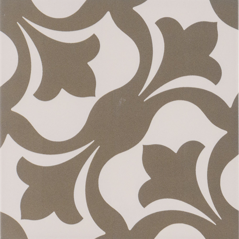 Anya 8-inch x 8-inch Glazed Porcelain Floor and Wall Tile (5.16 sq. ft. / case)