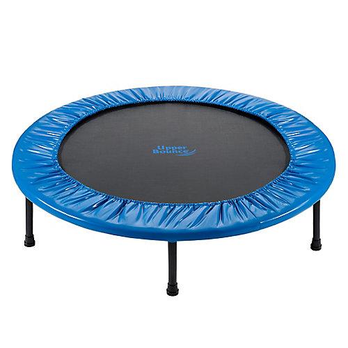 36 po mini 2 plieuse à rebondissement trampoline avec sac de transport inclus